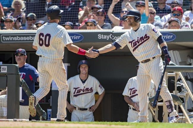 Minnesota Twins vs. Baltimore Orioles - 7/8/18 MLB Pick, Odds, and Prediction