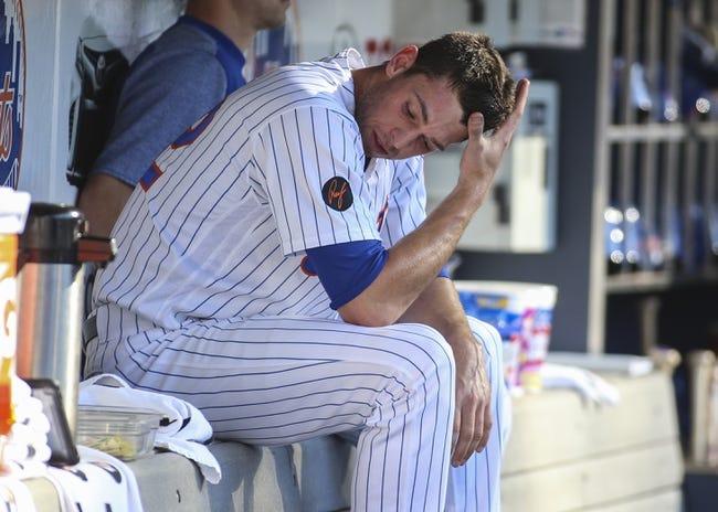 MLB   Tampa Bay Rays (43-44) at New York Mets (35-49)