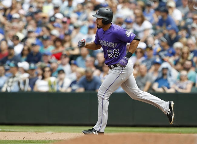 Seattle Mariners vs. Colorado Rockies - 7/8/18 MLB Pick, Odds, and Prediction