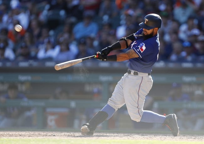 Detroit Tigers vs. Texas Rangers - 7/8/18 MLB Pick, Odds, and Prediction