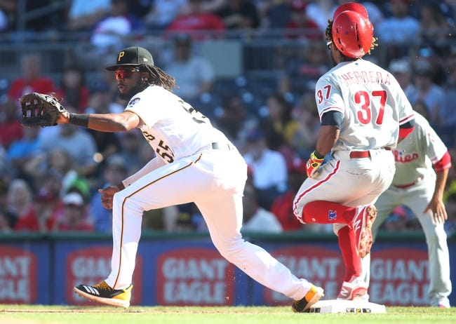Pittsburgh Pirates vs. Philadelphia Phillies - 7/8/18 MLB Pick, Odds, and Prediction