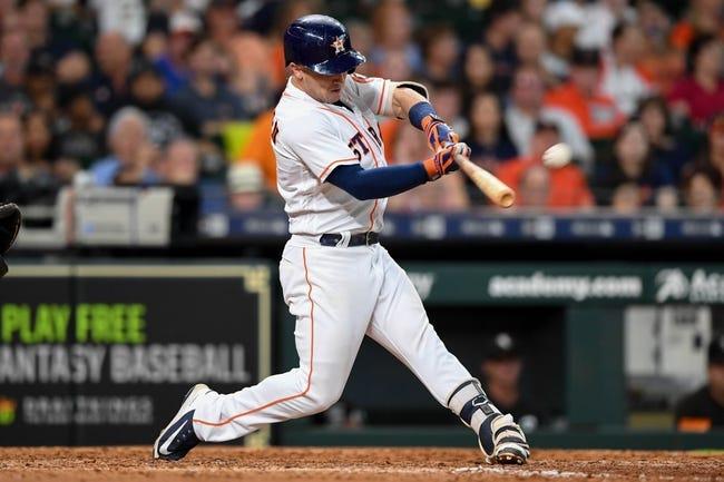 MLB | Chicago White Sox (30-58) at Houston Astros (59-31)