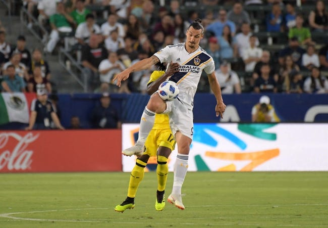 New England Revolution vs. Los Angeles Galaxy - 7/14/18 MLS Soccer Pick, Odds, and Prediction