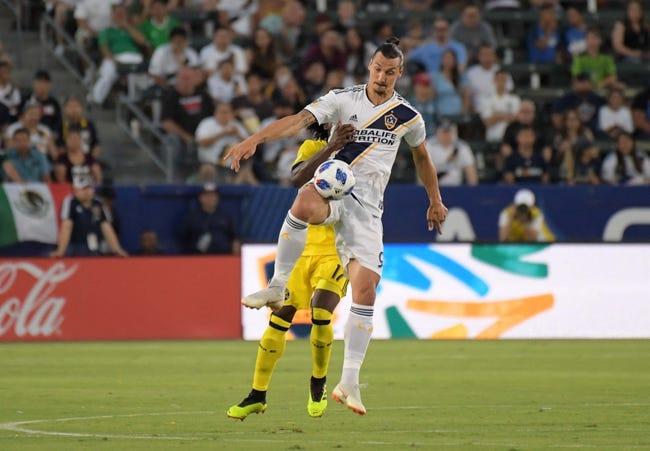 Soccer | Los Angeles Galaxy at New England Revolution