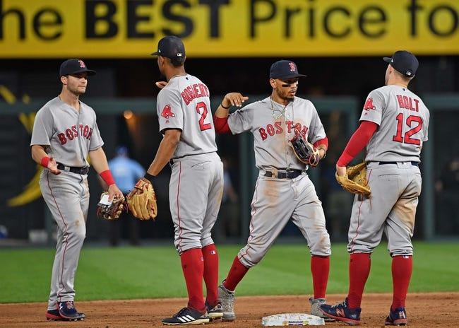 Kansas City Royals vs. Boston Red Sox - 7/8/18 MLB Pick, Odds, and Prediction
