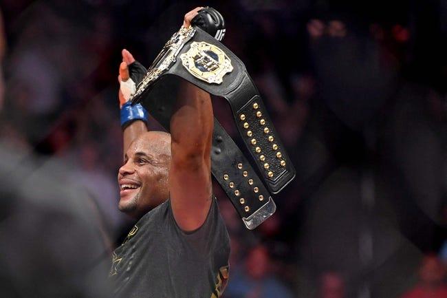 Daniel Cormier vs. Derrick Lewis UFC 230 Pick, Preview, Odds, Prediction - 11/3/18