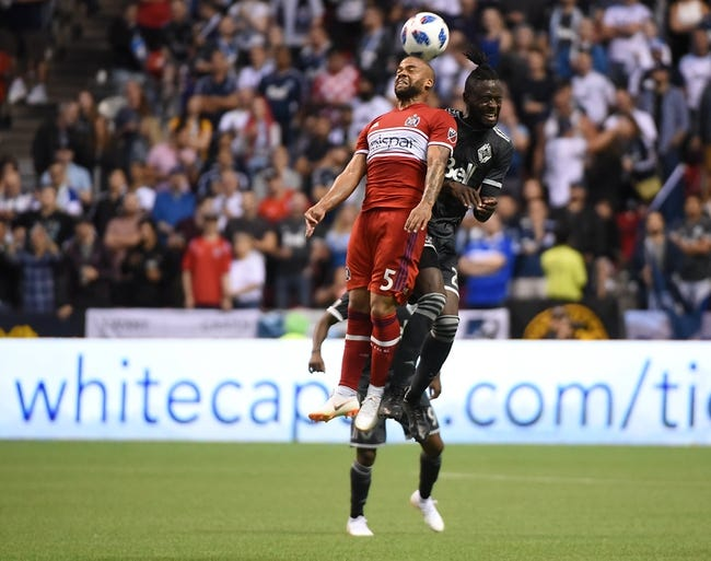 Chicago Fire vs. Philadelphia Union - 7/11/18 MLS Soccer Pick, Odds, and Prediction