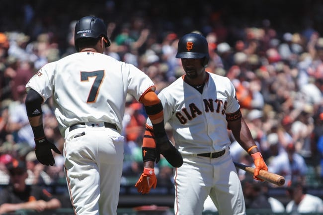 San Francisco Giants vs. Chicago Cubs - 7/9/18 MLB Pick, Odds, and Prediction
