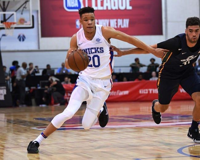 NBA | New York Knicks (9-27) at Utah Jazz (17-19)