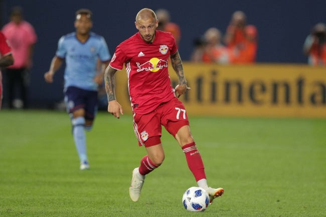 New York Red Bulls vs. Sporting Kansas City - 7/14/18 MLS Soccer Pick, Odds, and Prediction