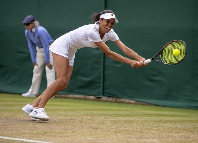 Tennis   Sara Sorribes Tormo vs Hsieh Su-wei