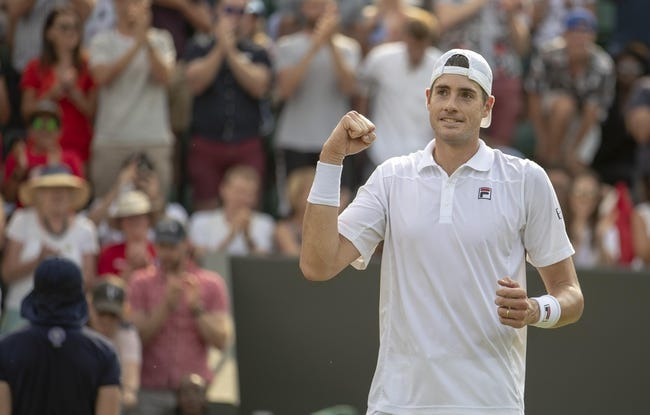 Kevin Anderson vs. John Isner 2018 Wimbledon Tennis Pick, Preview, Odds, Prediction