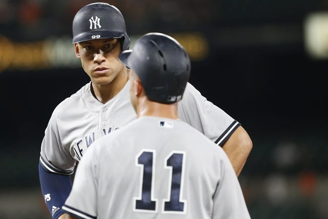 Baltimore Orioles vs. New York Yankees - 7/11/18 MLB Pick, Odds, and Prediction