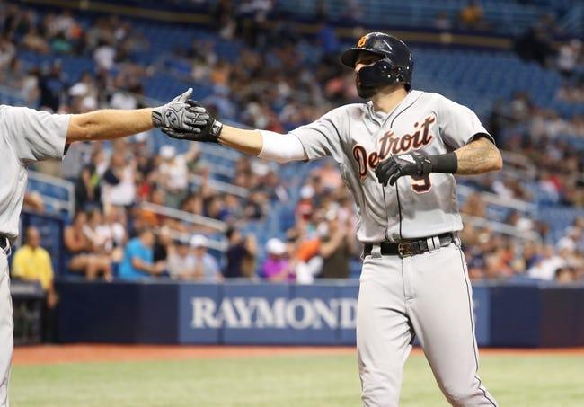 MLB | Detroit Tigers (40-53) at Tampa Bay Rays (46-44)