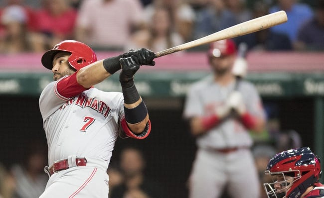 Cleveland Indians vs. Cincinnati Reds - 7/11/18 MLB Pick, Odds, and Prediction