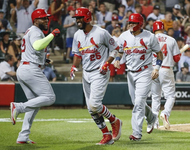 MLB | St. Louis Cardinals (46-43) at Chicago White Sox (30-60)