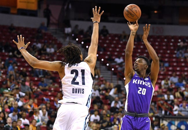 Sacramento Kings vs. Memphis Grizzlies - 10/24/18 NBA Pick, Odds, and Prediction