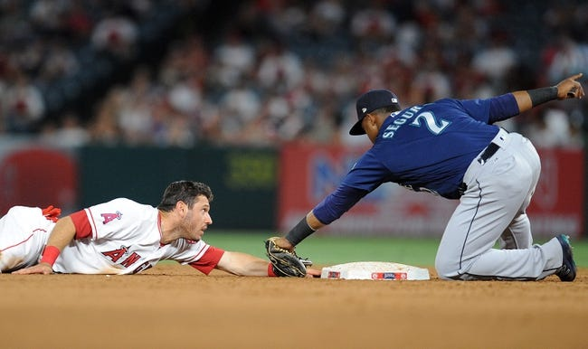 MLB | Seattle Mariners (57-35) at Los Angeles Angels (47-45)