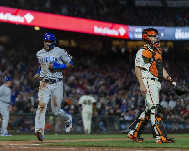 San Francisco Giants vs. Chicago Cubs - 7/11/18 MLB Pick, Odds, and Prediction
