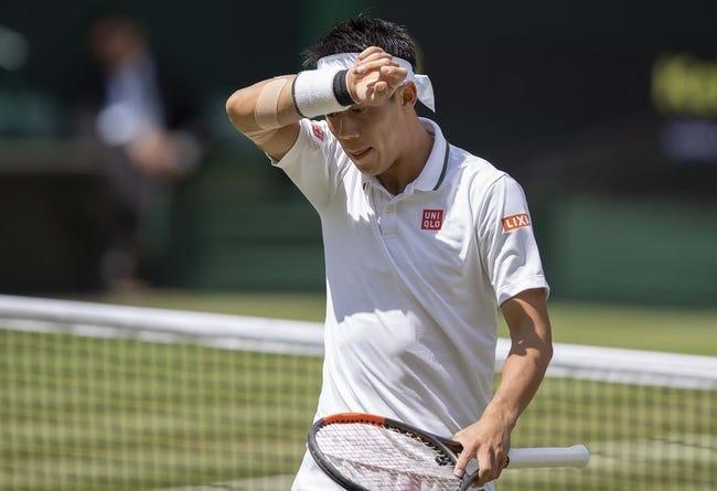 Tennis | Grigor Dimitrov vs Kei Nishikori