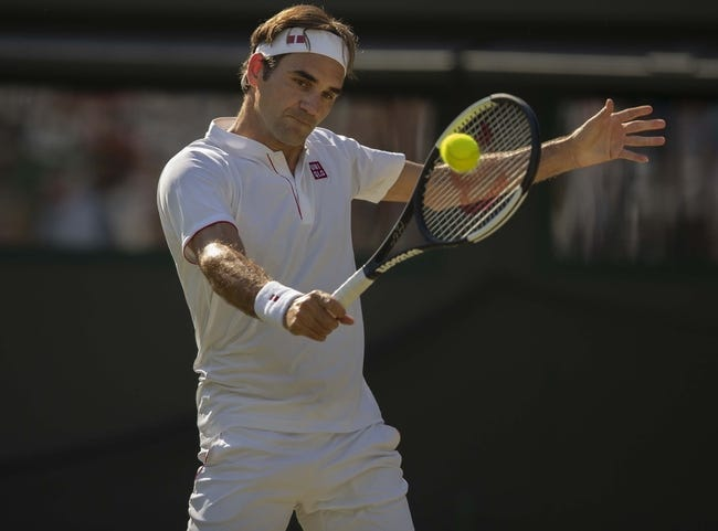 Roger Federer vs Leonardo Mayer 2018 Cincinnati Open Tennis Pick, Preview, Odds, Prediction
