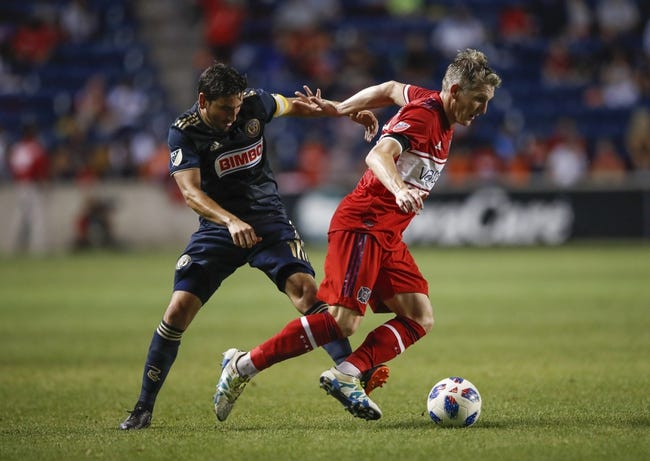 FC Dallas vs. Chicago Fire - 7/14/18 MLS Soccer Pick, Odds, and Prediction