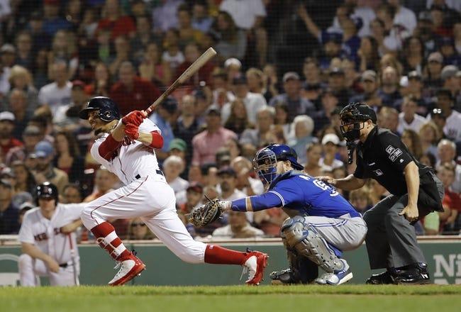 MLB | Toronto Blue Jays (42-49) at Boston Red Sox (65-29)