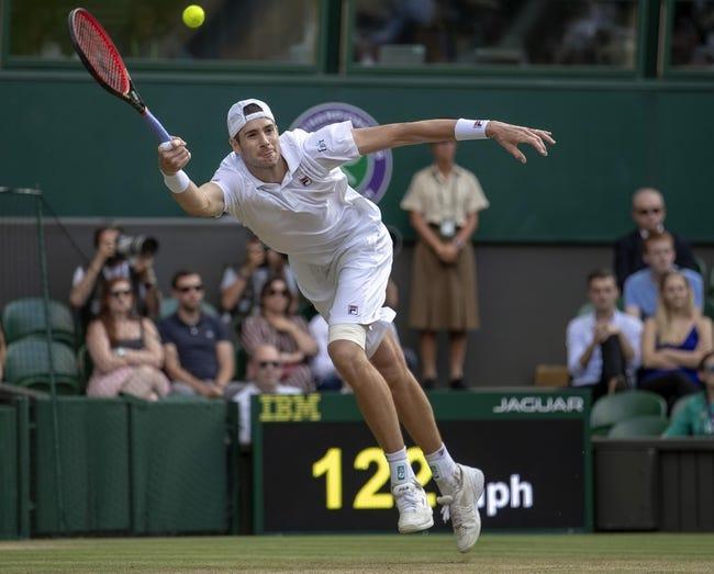 John Isner vs Mischa Zverev 2018 ATP Atlanta Open Tennis Pick, Preview, Odds, Prediction