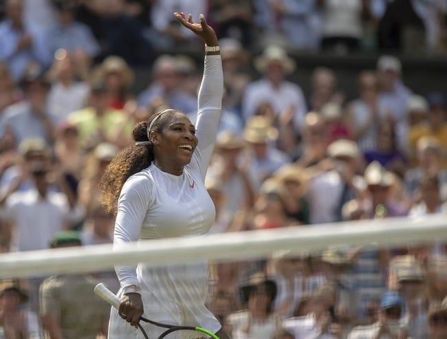 Serena Williams vs Angelique Kerber 2018 Wimbledon Tennis Pick, Preview, Odds, Prediction