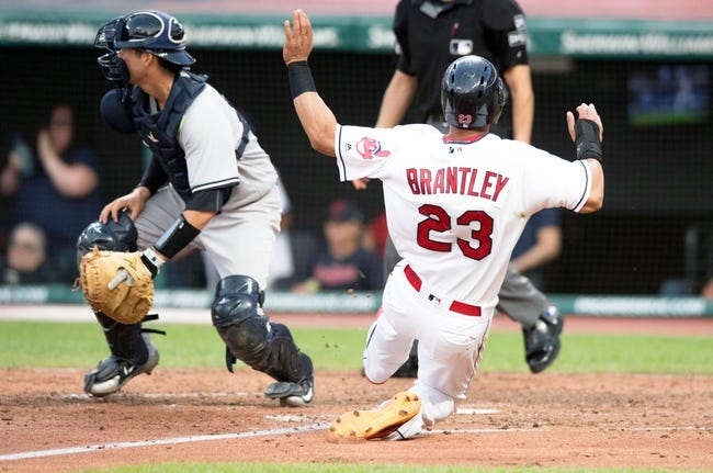 Cleveland Indians vs. New York Yankees - 7/14/18 MLB Pick, Odds, and Prediction