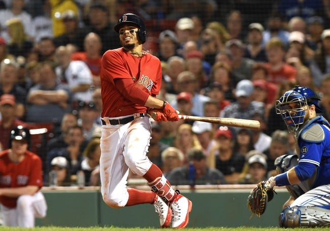 Boston Red Sox vs. Toronto Blue Jays - 7/14/18 MLB Pick, Odds, and Prediction