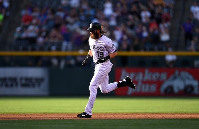 Arizona Diamondbacks vs. Colorado Rockies - 7/20/18 MLB Pick, Odds, and Prediction