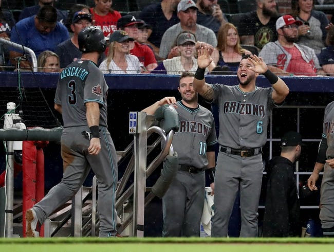 Atlanta Braves vs. Arizona Diamondbacks - 7/14/18 MLB Pick, Odds, and Prediction