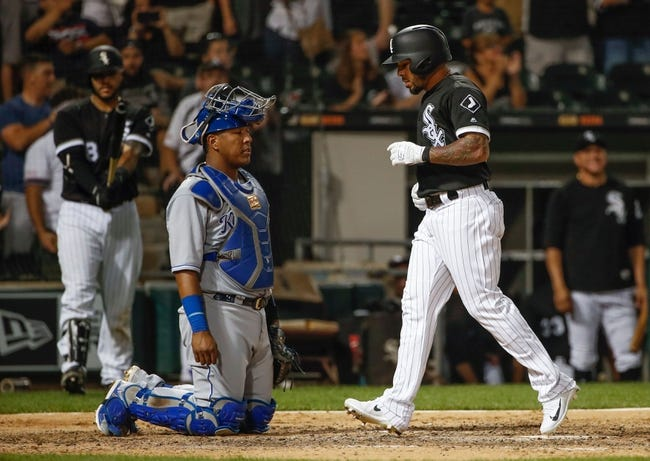 Chicago White Sox vs. Kansas City Royals - 7/14/18 MLB Pick, Odds, and Prediction