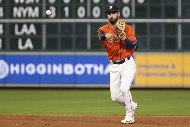 Houston Astros vs. Detroit Tigers - 7/14/18 MLB Pick, Odds, and Prediction