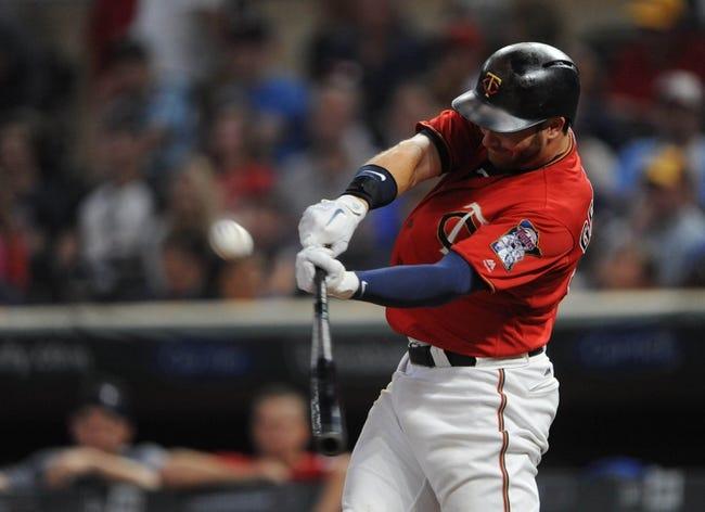 MLB | Tampa Bay Rays (48-45) at Minnesota Twins (42-49)