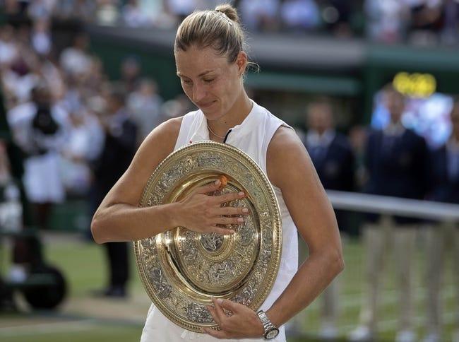 Angelique Kerber vs. Alize Cornet 2018 Rogers Cup Tennis Pick, Preview, Odds, Prediction
