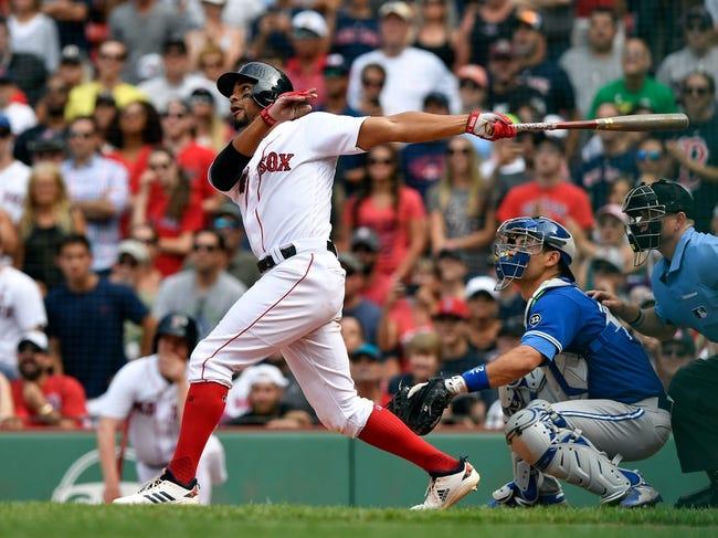 Boston Red Sox vs. Toronto Blue Jays - 7/15/18 MLB Pick, Odds, and Prediction