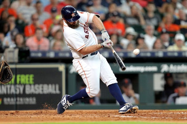 MLB | Detroit Tigers (40-56) at Houston Astros (63-34)
