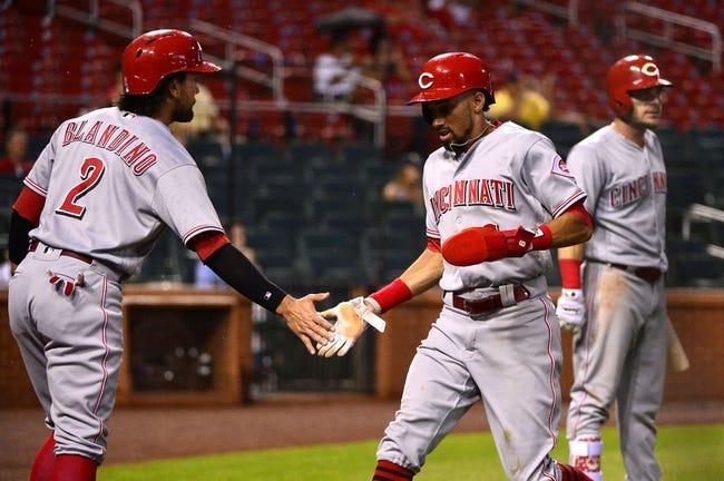 St. Louis Cardinals vs. Cincinnati Reds - 7/15/18 MLB Pick, Odds, and Prediction