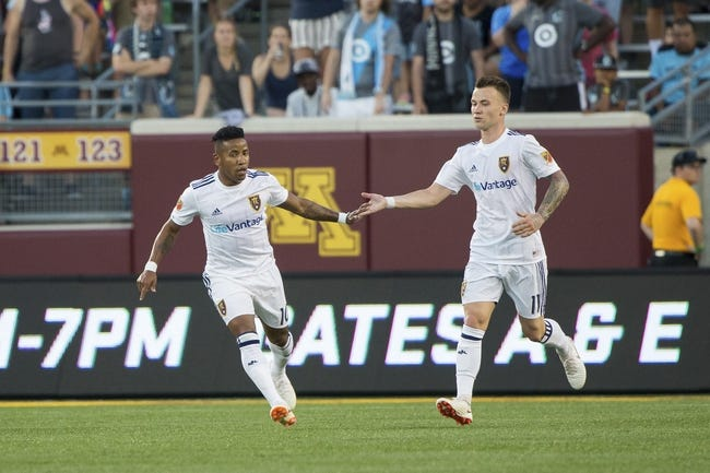 Soccer | Colorado Rapids at Real Salt Lake