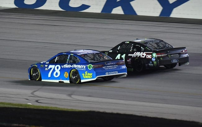 Gander Outdoors 400: NASCAR Preview, Odds, Pick, Predictions, Dark Horses - 7/29/18