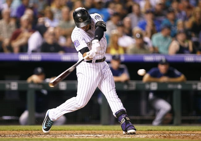 MLB | Seattle Mariners (58-37) at Colorado Rockies (49-45)