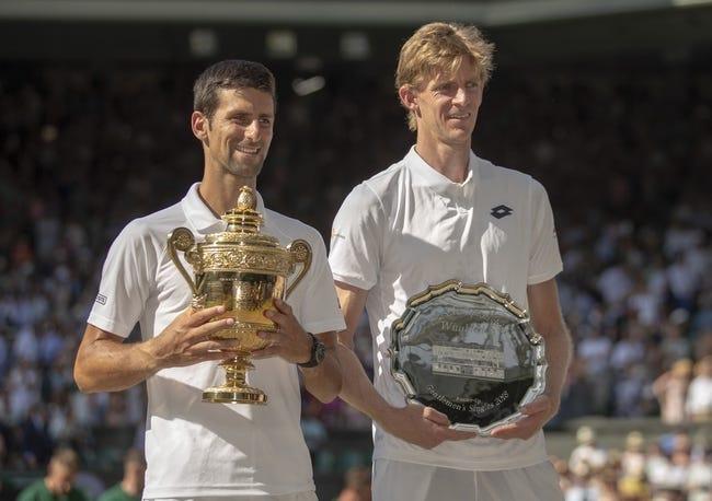 Kevin Anderson vs. Novak Djokovic 2018 ATP Finals Tennis Pick, Preview, Odds, Prediction