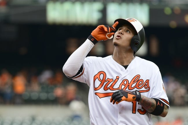 MLB | Manny Machado Traded To The Los Angeles Dodgers