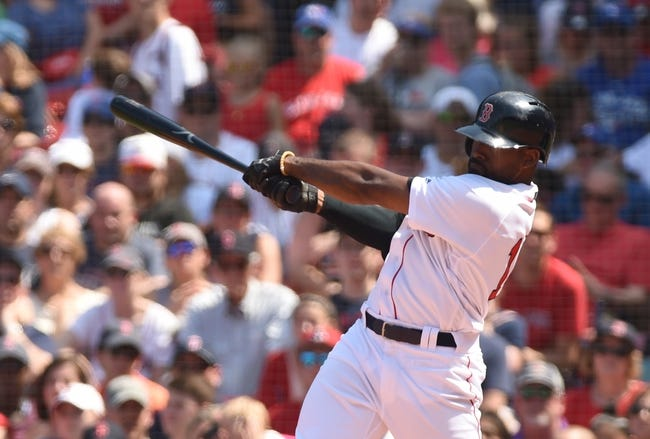 MLB | Boston Red Sox (79-34) at Toronto Blue Jays (51-60)
