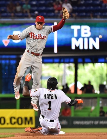 Philadelphia Phillies vs. Miami Marlins - 8/3/18 MLB Pick, Odds, and Prediction