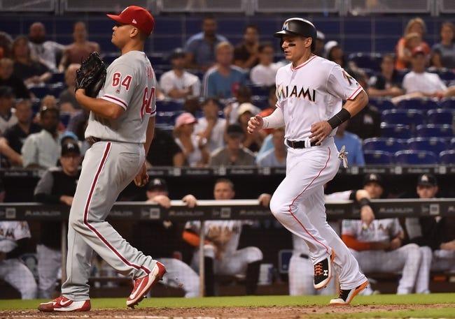 MLB | Miami Marlins (46-63) at Philadelphia Phillies (59-48)