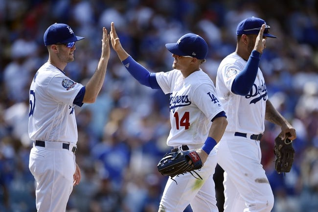 MLB Power Rankings for the Week Starting July 19, 2018 (after Week 13)