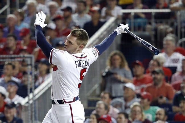 MLB | Atlanta Braves (52-42) at Washington Nationals (48-48)
